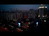 Крыша стройки возле Автовокзала.Красноярск.