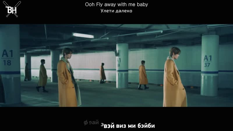 [KARAOKE] NCT 127 - Fly Away With Me (рус. саб)