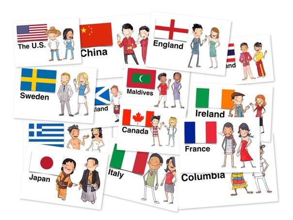 Как сделать карточки для изучения английского языка