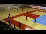 Лига Чемпионов. Экономац (Сербия) - Мовистар Интер (Испания) 2:4