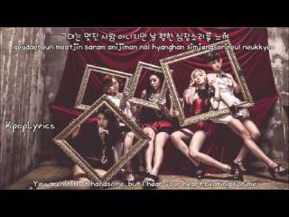 Ladies' Code - Make Me Go Crazy [English Sub + Romanization + Hangul] HD