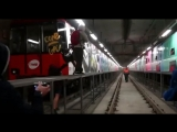 Barcelona | Subway action