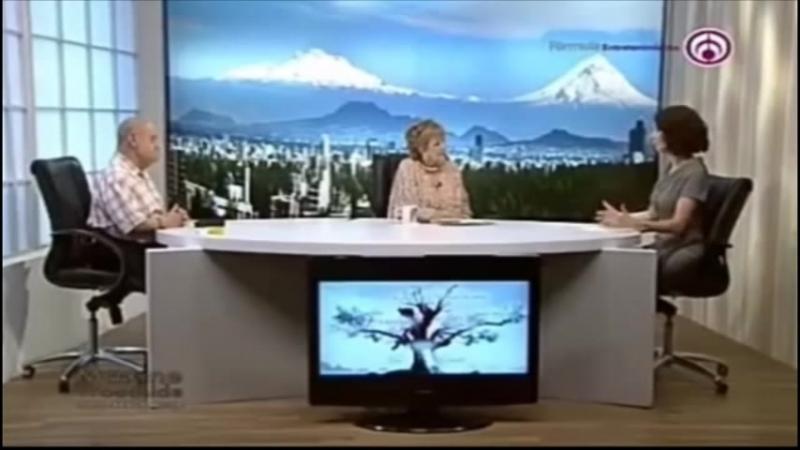 Интервью в программе Todo para la mujer c Максин Вудсайд