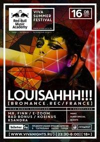 16.08 * VIVA SUMMER FESTIVAL * LOUISAHHH!!! (FR)