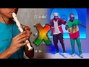 X EQUIS - Nicky Jam x J. Balvin - Tutorial Flauta dulce