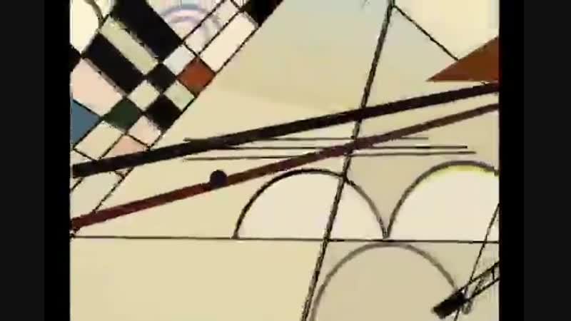 Кандинский.The Rite of Spring - Ígor Stravinski Animation