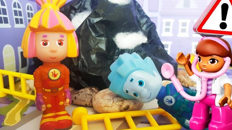 Для детей мультики с игрушками Фиксики! Развивающие мультики с игрушками Фиксики и другие герои