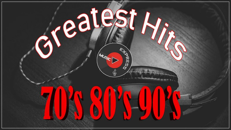 Top 100 Greatest Hits 70's 80's 90's - Best Songs Of The 70s 80s 90s