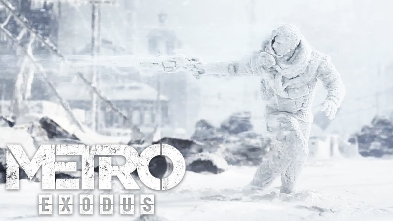 Metro Exodus Official Title Sequence