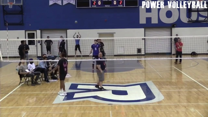 POWERFUL SPIKE EVER ! Monster Volleyball Spikes (HD)