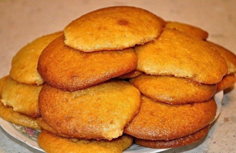Печенье на завтрак с кофе - Тает