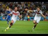 Гол Гётце ~ Германия - Аргентина 1:0 ~ ЧМ 2014