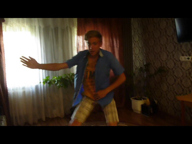 Комедия:Внук и дед,танец за картошку!2