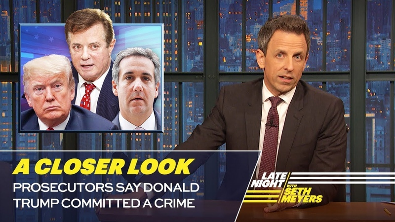 Prosecutors Say Donald Trump Committed a Crime A Closer Look