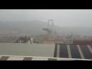 Non c'è più il ponte El puente ya no está genova