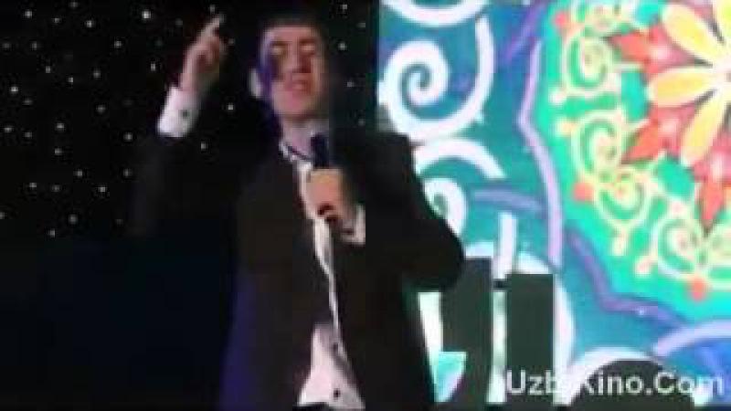 Uzeyir Mehdizade O Menim Olmalidir - Ozbekistanda Konsert - Alo fm 6 yasinda(offical clip).2013