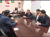 Визит представителей муфтията Дагестана