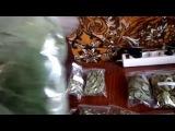 Лакомства для шиншиллы. Листочки и травы