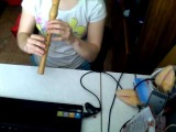 Мельница - дракон (блок флейта сопрано)