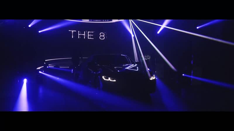 Презентация нового BMW 8 серии в Бакре