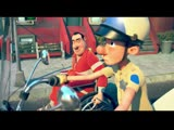 The Alan Parsons Project ~ Edgar ( 3D animated ~ Piston )