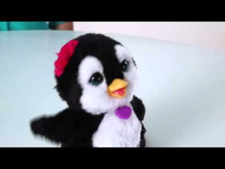 Furreal Friends Happy to See Me Pets Piper, My Dancing Penguin Pet Animal Figure