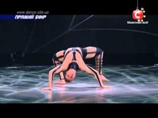 Танцуют все 6 сезон - Гала концерт - Вова  Эфир от 27.12.2013
