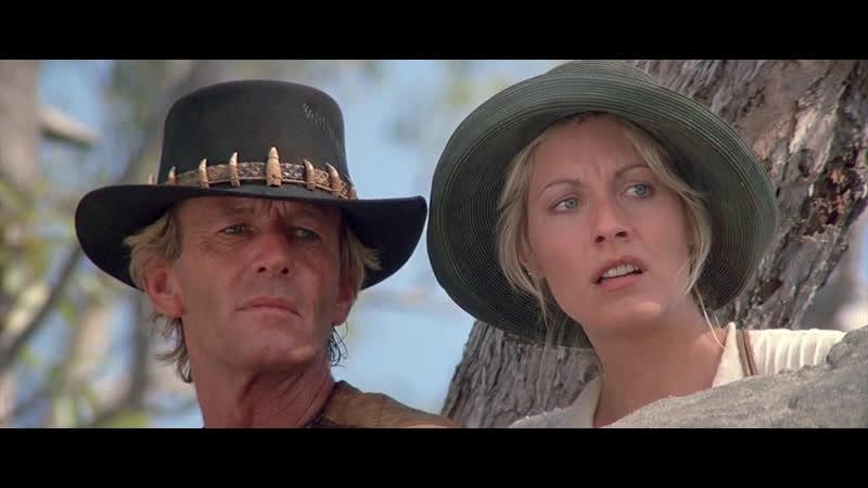 Крокодил Данди - 1,2,3 (1986,1988,2001 Приключения, комедия)