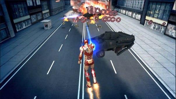 Скачать Iron Man 3 для android