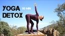 Йога детокс мягкая практика для всех уровней 50 мин chilelavida