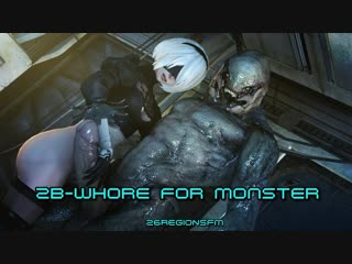 Vk.com/watchgirls rule34 nier automata 2b (whore for monster) 3d porn monster sound 5min 26regionsfm