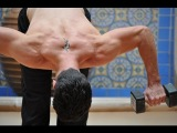 FITNESS: ABS,BACK, CHEST, TOTAL-BODY MUSCLE BLASTING DUMBBELL WORKOUT - Fitness and Workout Series