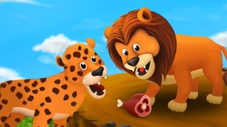 Kids Learning Games Wild Animals - Feeding Time Safari Games - Fun Educational Game for Toddlers