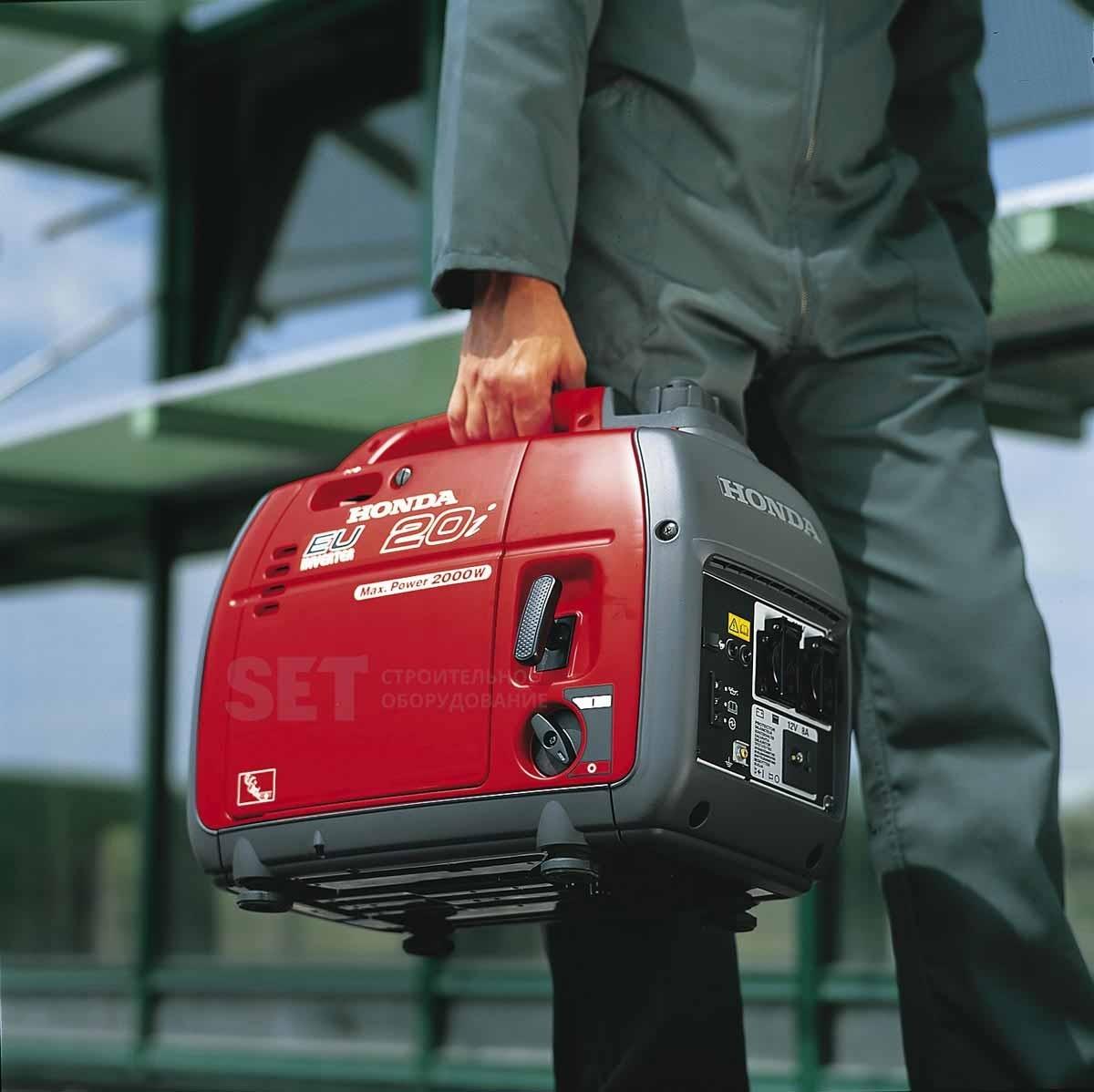 Где портативный электрический генератор может обеспечить большую поддержку?