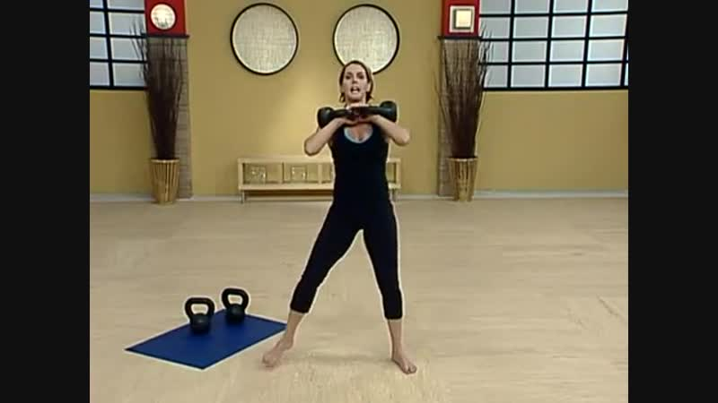 Amy Bento - Kettlebell Dynamics Workout 2