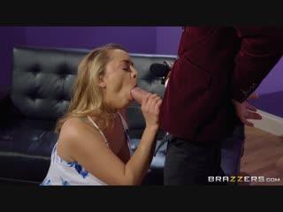 Brazzers.com] liza del sierra - jizz quiz [2018-12-01, blonde, big tits, tattoos, straight, deep throat, facial, wife, cheating,