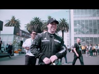 Hardwell @ F1 Mexico City
