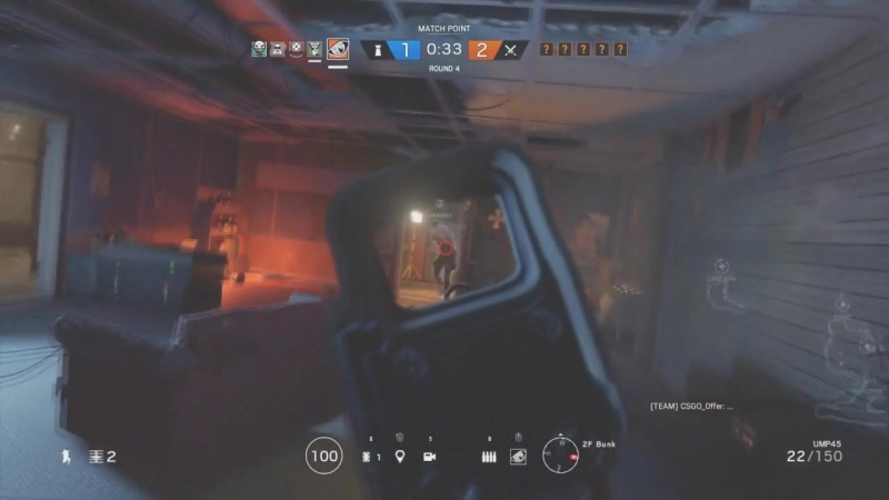 I hope I dont get ban for this Also please do something about this toxic guy Rainbow6