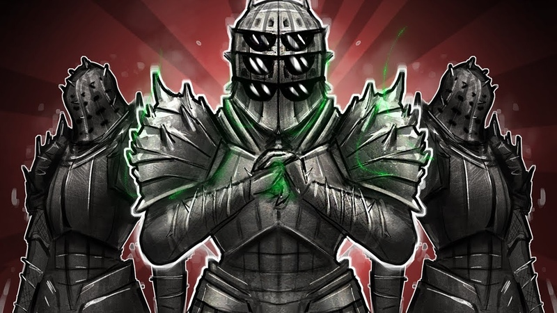 Dark Souls Remastered: Kirk Fan Club (Armor of Thorns Squad)