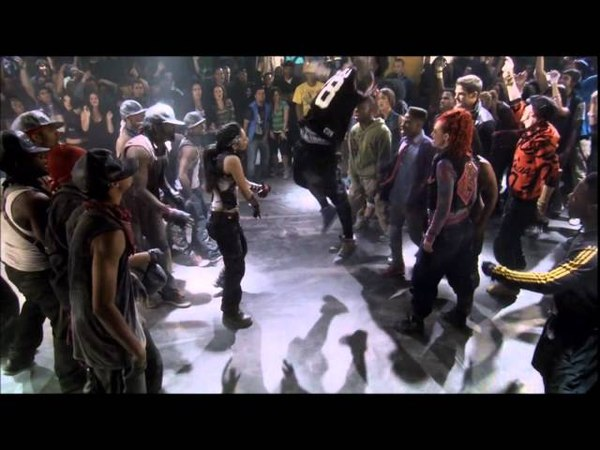 Step Up 3 Pirates and Red Hook Battle Dance HQ