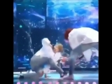 Jimins dance moves are so powerfully and beautifully executed. Just look at this slow motion of this part is so beautiful. @BTS_