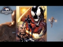 Веном и Капитан марвел (Venom Captain Marvel)