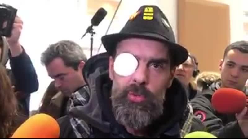 Convergences des luttes indispensable Jérôme Rodrigues