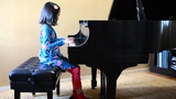 Malaguena Op. 165, No. 3 by Isaac Albeniz (piano by Arielle, Nov 2013)