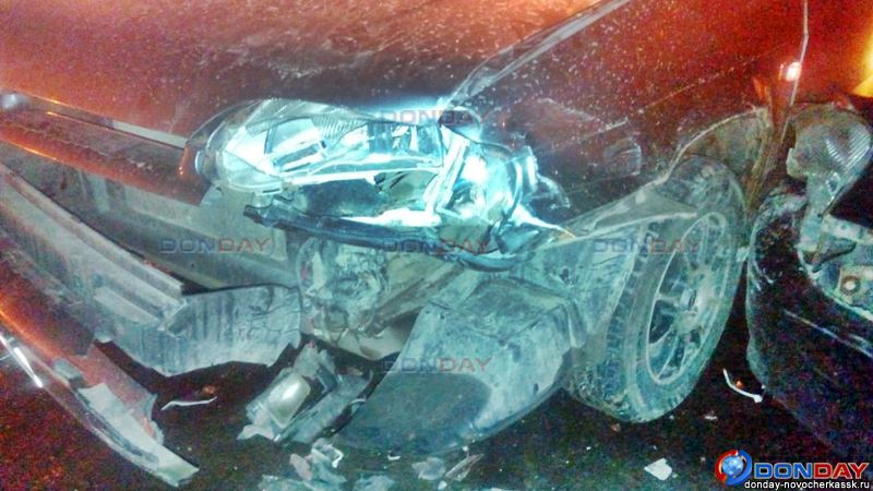 В Новочеркасске пьяная автоледи не смогла проехать перекресток
