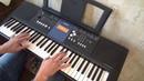 Nomy - Where did you sleep last night piano cover bonus