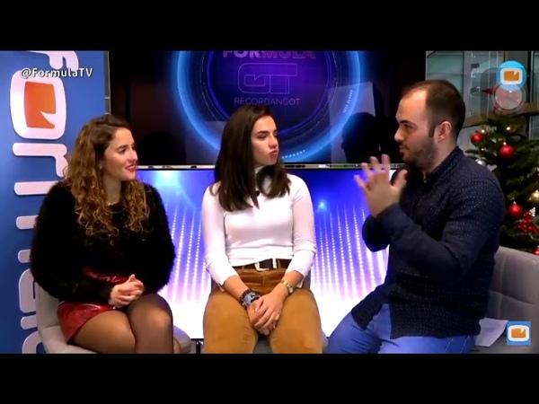 Marta de OT 2018 quiere cantar en la Gala de Navidad con Agoney 15-12-17