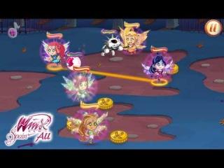 Winx Club Nick Game - Bloomix Battle! (Part 4)