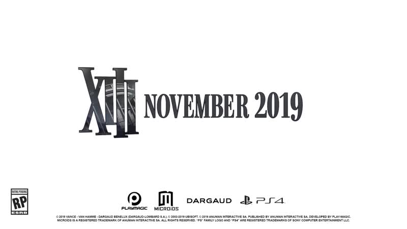 XIII First Person Shooter Teaser ¦ PS4