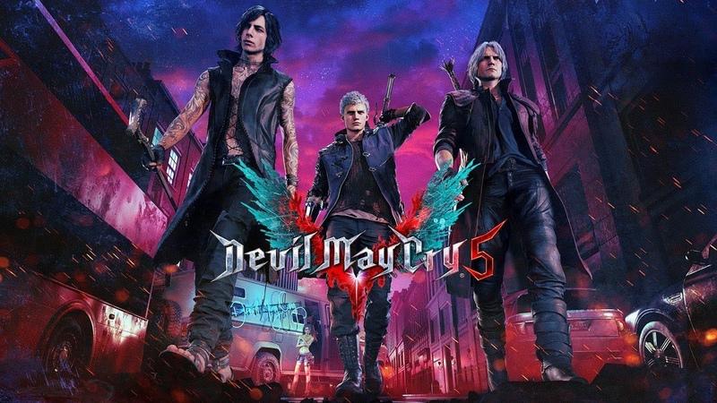 Devil May Cry 5 OST | Cody Matthew Johnson Ft Suicide Silence - Subhuman | Dante's Battle Theme